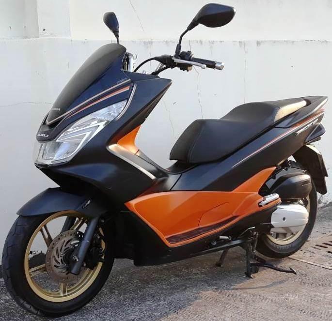 Honda PCX-150 LED Rent start 2.550 ฿/month
