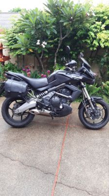 Kawasaki Versys 650cc. Dec 2010 new engine fitted