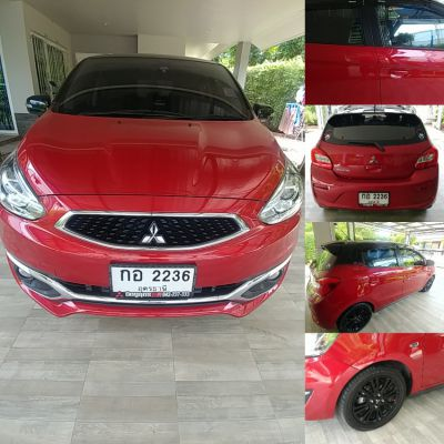 2018 Mistubishi Mirage Limited Edition only 7,000 kms