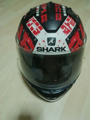 Shark  Helmet