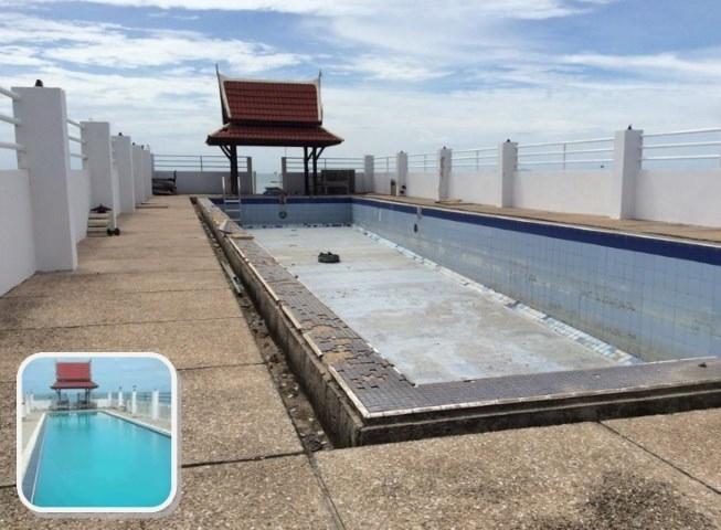 Pattaya Beach Front Hotel to Renovate