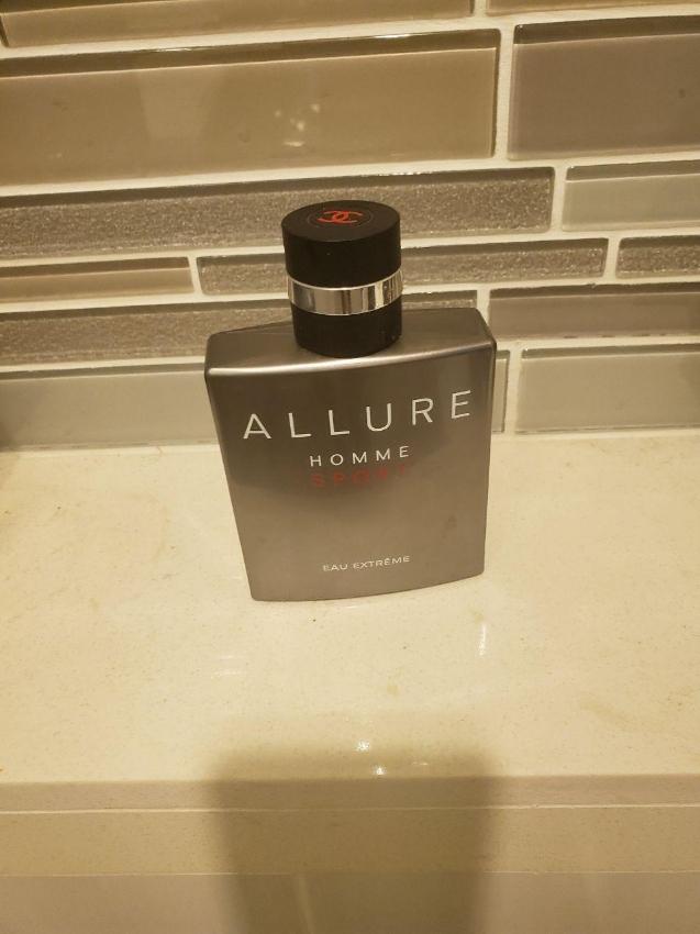 Chanel Allure Homme Sport 100ml (full)