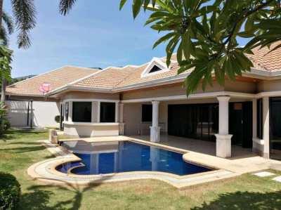 Nice Villa For Sale in Jomtien Park Villa's!!!