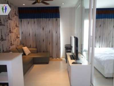 New condo for rent in Jomtien with Washing Machine