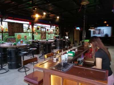 Restaurant and Bar for sell
