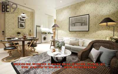 HIGH END CONDO FOR SALE IN CENTRAL BANGKOK - SUKHUMVIT SOI 19