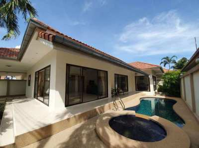 GREAT VALUE FOR YOUR MONEY - Three Bedroom Pool Villa For Sale!