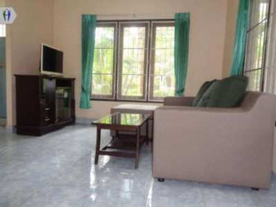 House for rent with swimming pool in Jomtien
