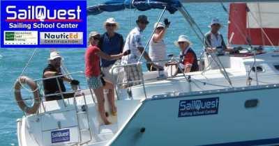 Yacht Training in Thailand! World-wide IYT Certificates - Start Today!
