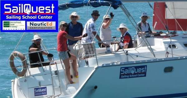 Yacht Training in Thailand! World-wide IYT Certificates - Start Today!