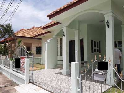 HS1091 East Pattaya House , 3 bed for sale