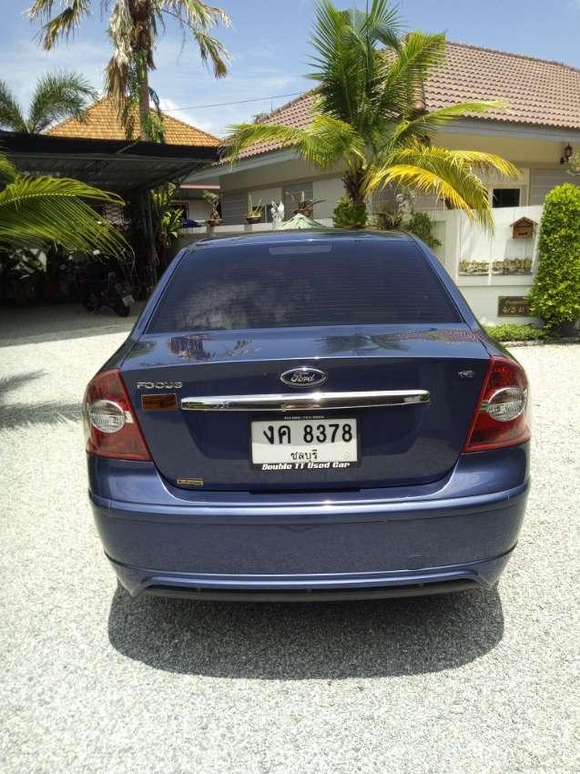Ford Focus 1.8 Ghia 2006