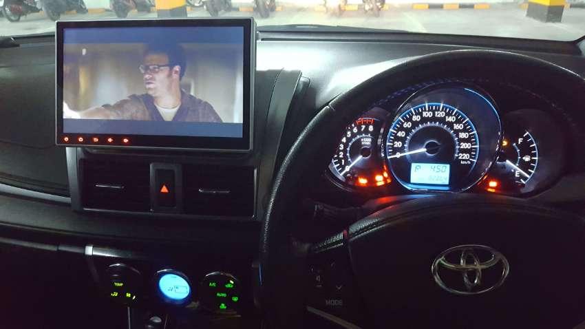 Car Radio TV Player + Rear Camera