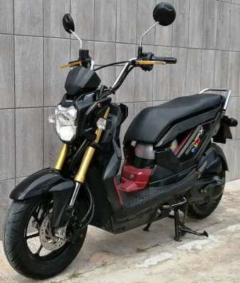 07/2013 Honda Zoomer 27.900 ฿ Finance by shop