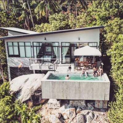 Fiberglass Pools Highest Quality - Any Place