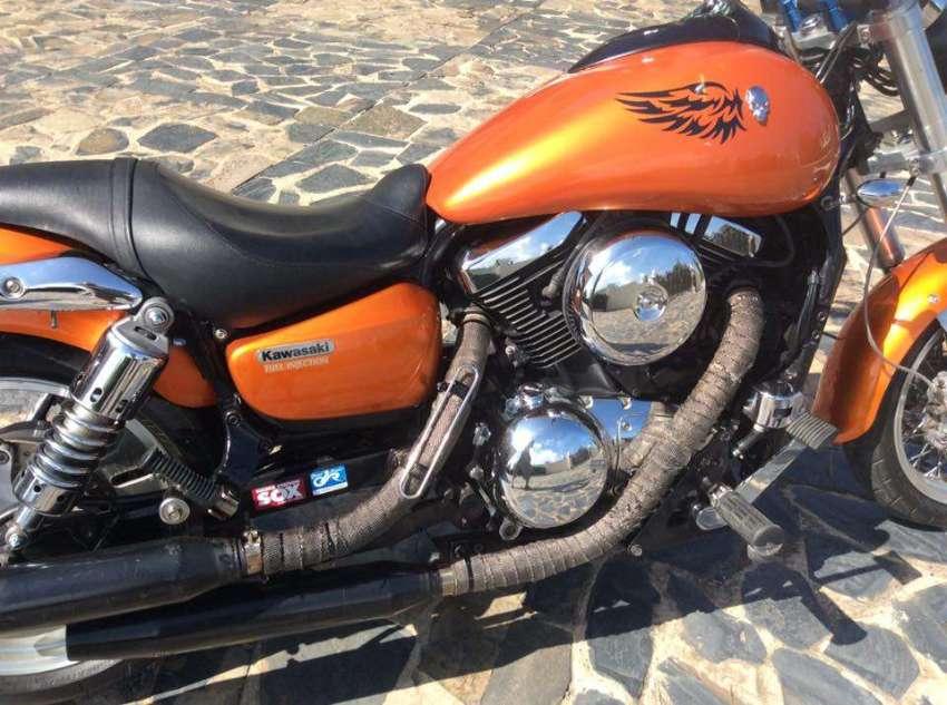 Kawaskai 1600 cc Mean Streak