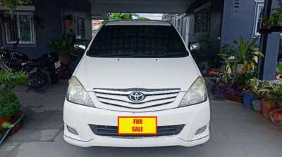 Toyota Innova 2012 For Sale by First Owner