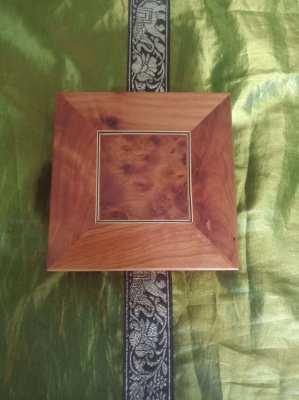 MAGIC BOX: HANDMADE BERBERY THUJ WOOD