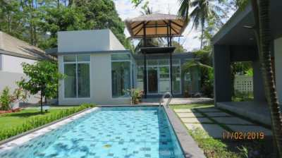 For Sale pool villa Lipa Noi Koh Samui
