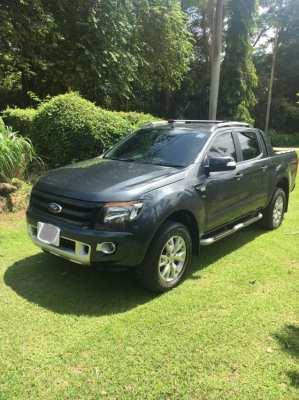 For Rent - Ford Ranger 3.2 Wildtrak - 200BHP Monster - 24,000baht per