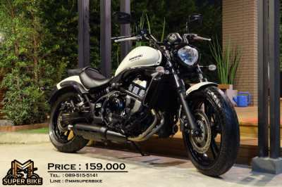 Kawasaki Vulcan S 650 2016 in an excellent condition! Only 5,0xx kms!