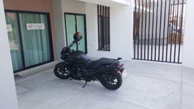 Honda CTX 700cc