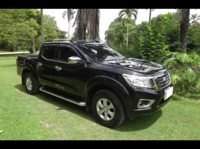 Nissan Navara - Automatic - 20,000b per month