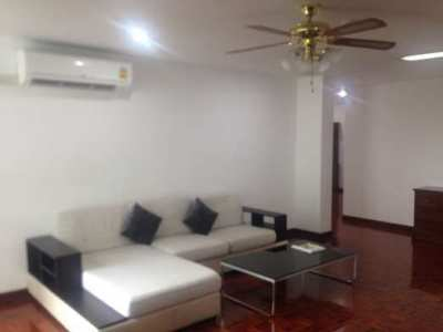 Condo 2 bedroom Pet Friendly Full furnished For Rent (BTS Phrom Phong)