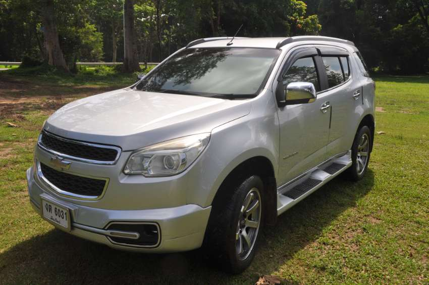 CHEVROLET  TRAILBLAZER  2.8  4X4 TURBO DIESEL - A REAL BARGAIN