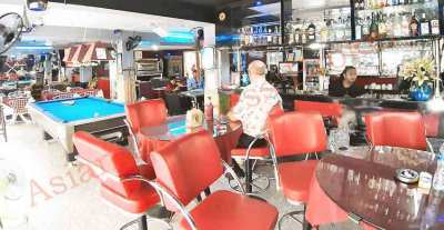 1205087 Restaurant for Sale in Condominium Project Central Pattaya