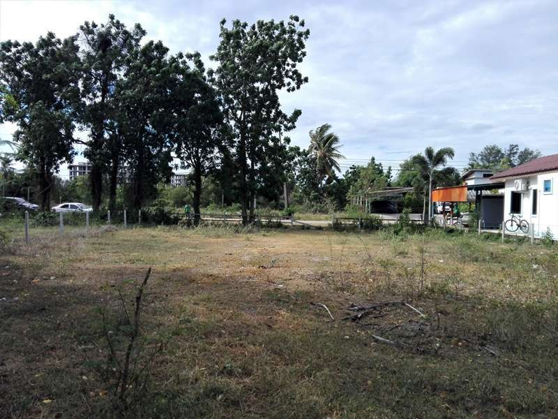 Pranburi Khao Kalok Beachside 200 TW (800 sqm.) Plot