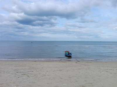 Hot! Khao Tao Beachside 142 TW (568 sqm.) Building Plot