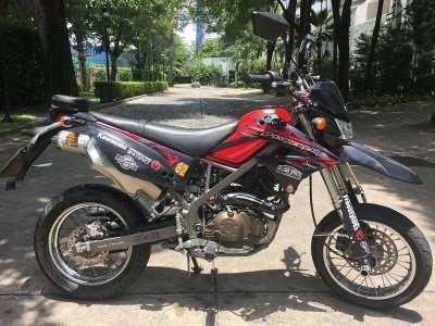 150 CC Kawasaki D-Tracker 2014