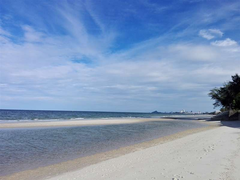Awesome! 1-0-58 Rai Plot Only 125 Meters to Beach