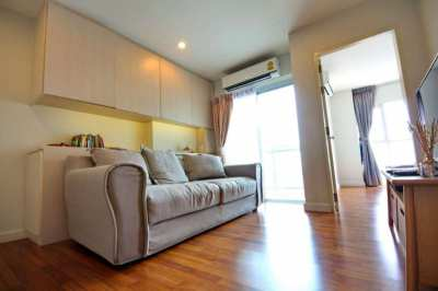 Thana Arcadia near Thammasat 1Bed 35sqm Level12 Pool View Minimal