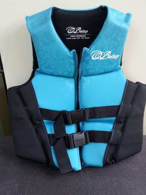 NEW Men's Ladies childrens COAST GUARD APPROVED LIFE JACKETS