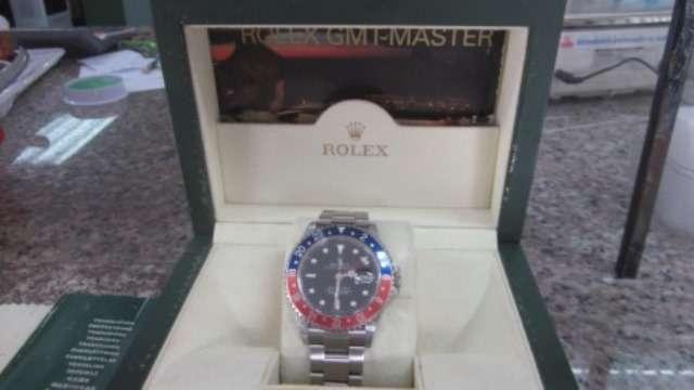 """Rolex GMT-Master II,  """" Pepsi Bezel """""""