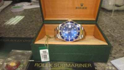 Genuine Rolex Submariner Ref.16613