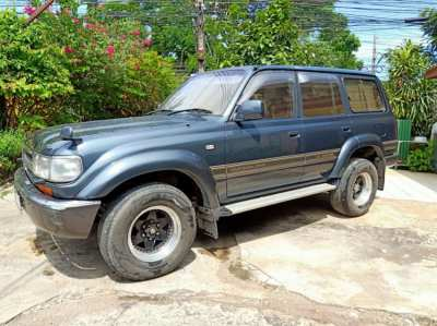 Toyota Land Cruiser Model 1993,Real SUV for sale