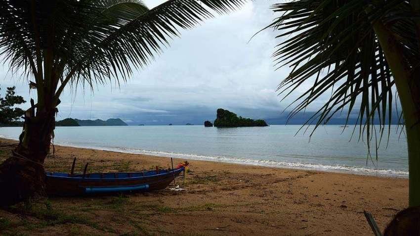 Absolute Beachfront Land