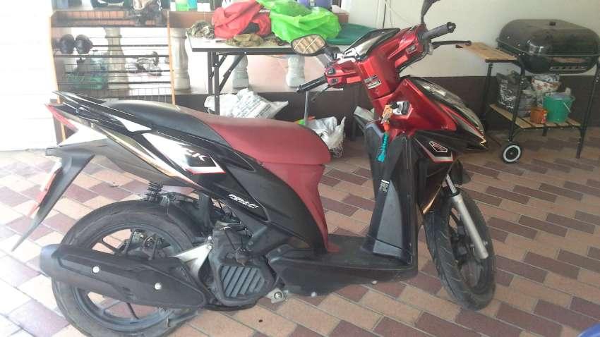 Honda Click  125i motorbike
