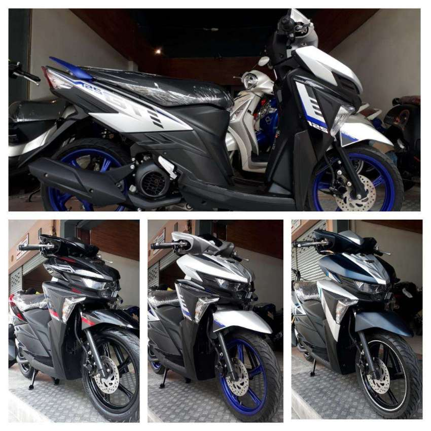 #Nearly New Used motorcycle cash/Installment