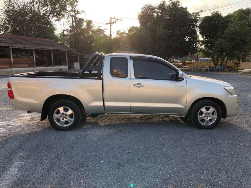 Toyota Hilux Vigo Champ Supercab 2012 for SALE