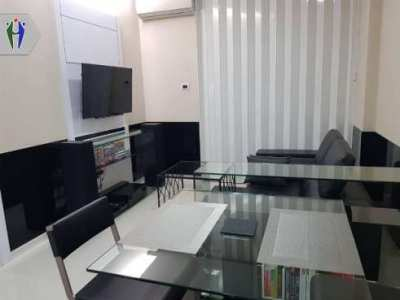 Condo for Rent Soi Saim Country Club Pattaya, 1 Bedroom with Washine M
