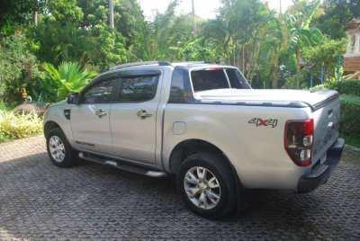 2014 3.2 Ford Wildtrak 1 owner, 60500 km.