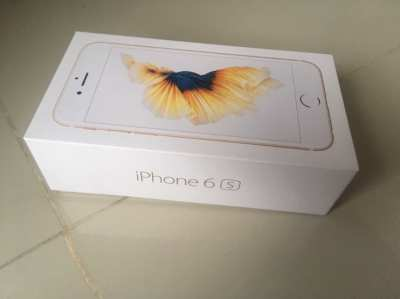 iphone 6s brand new 32gb gold