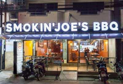 Very Popular American BBQ Restaurant & Guesthouse - Central Pattaya
