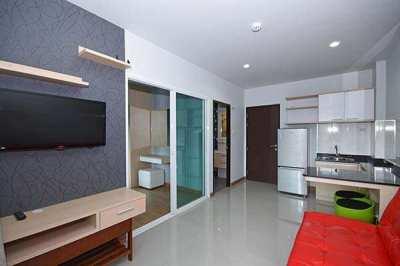 One-Bedroom Corner Condominium, Walking Distance to Ao Nang Beach