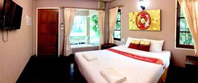 Highly rated, profitable guesthouse lease for sale