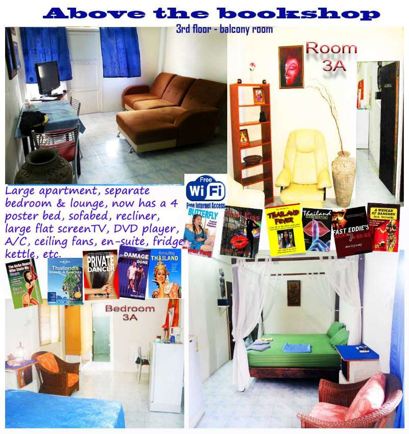 Room for Rent....Central Pattaya - Monthly deal.